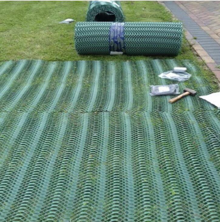 U shape pins for turf reinforcement mesh and grass